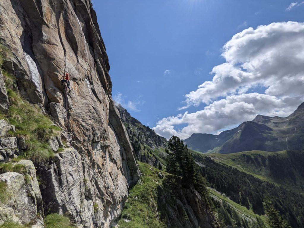 Alpinist That Zero Emmision Feeling © Alexandra Ladurner