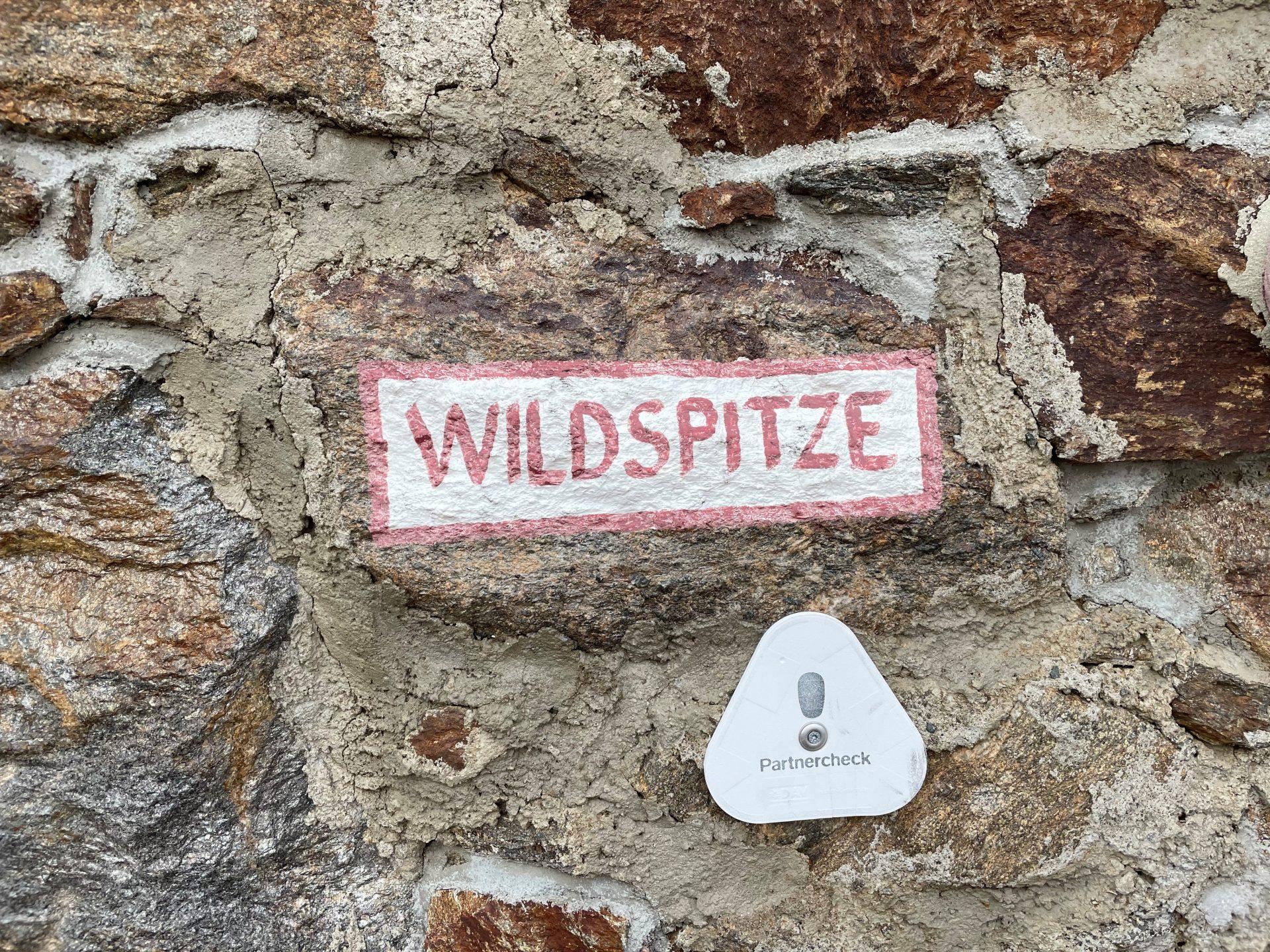 Wild & Spitze ©Andrea Wisthaler