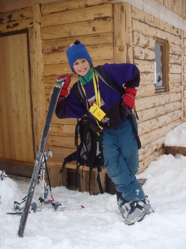 Skitour Saxner 2010 (c) Egon Raffeiner