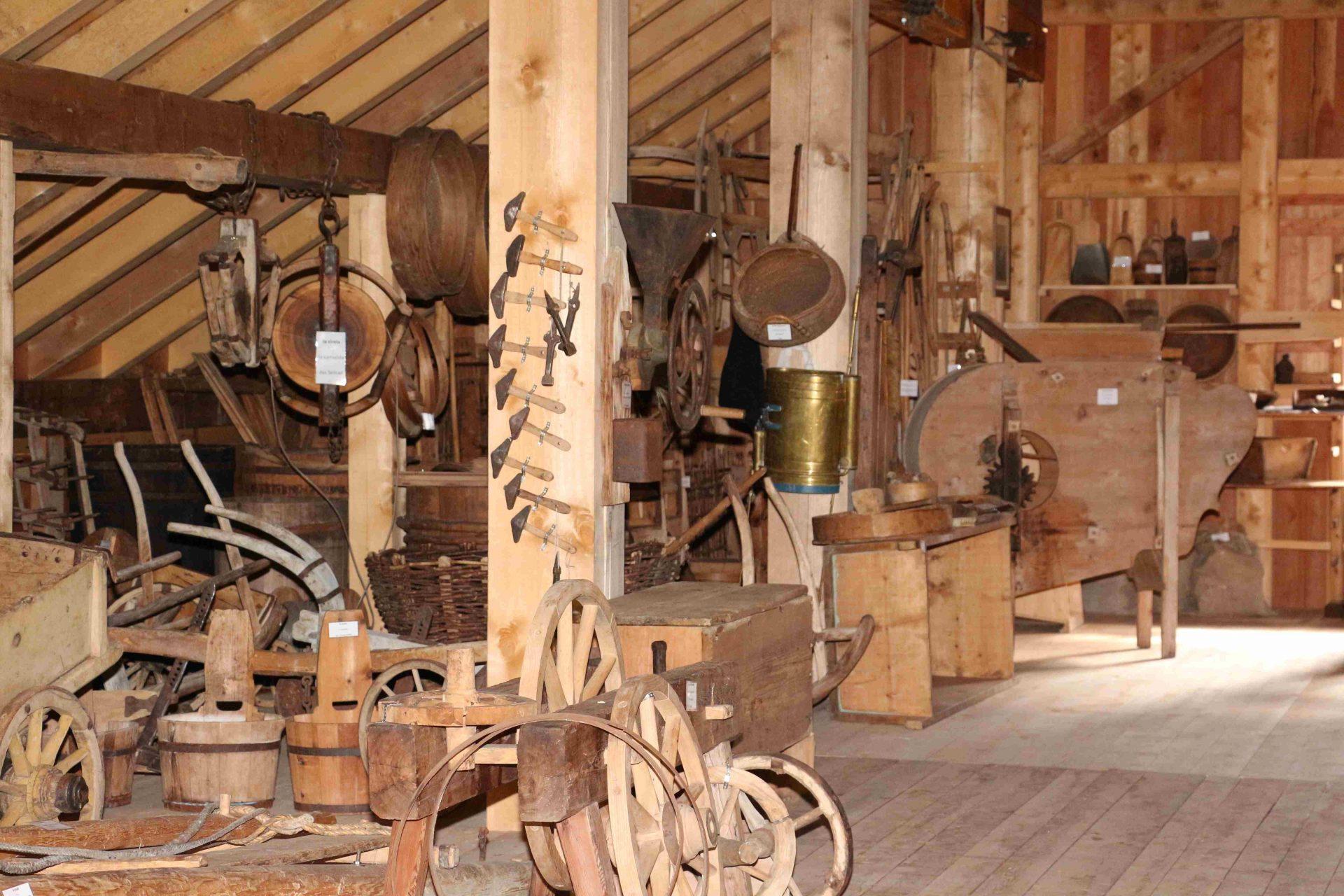 Bauernmuseum Oriana I ©Alfred Moling I Bergsteigerdörfer