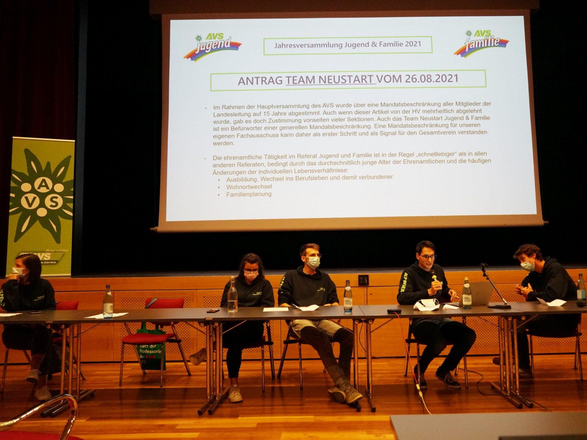 Jahresversammlung AVS Jugend & Familie I(c) AVS Jugend & Familie I AVS
