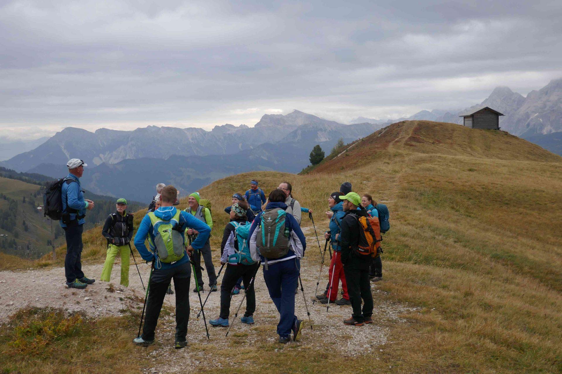 Blick in die Dolomiten I ©Anna Pichler I Bergsteigerdörfer