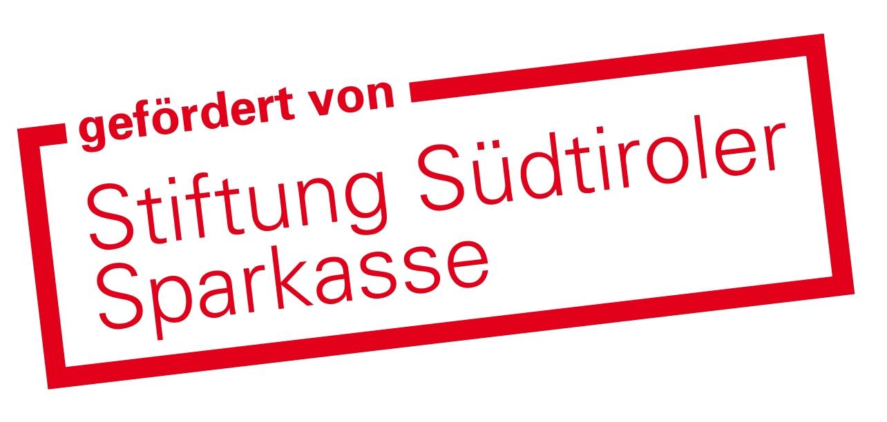 Logo Stiftung Südtiroler Sparkasse I AVS