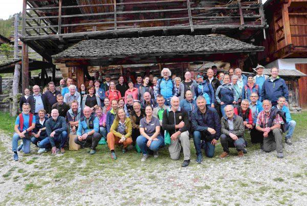 Tagungsteilnehmer I ©Alfred Moling I Bergsteigerdörfer